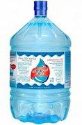 Здоровая вода в одноразовой таре